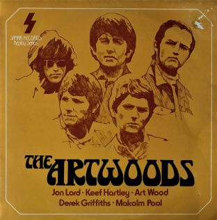 Artwoods (The) - The Artwoods (LP) (VG/G+)